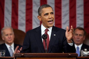 Obama On Health Insurance Reform: 'I Won't Go Back' (State Of The Union Excerpts)
