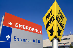 Hospitals Demand Payment Upfront From ER Patients With Routine Problems