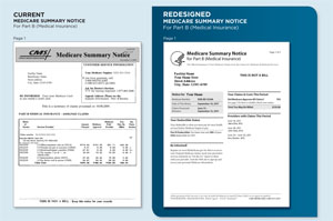 Medicare Combats Fraud With Billing Statements That Beneficiaries Can Understand