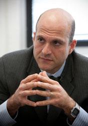 Farzad Mostashari: Man On A Digital Mission