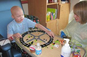 'Child Life Specialists' Help Sick Kids Be Kids