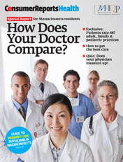 Rating Doctors Is Tricky, But Consumer Reports Does It In Mass.