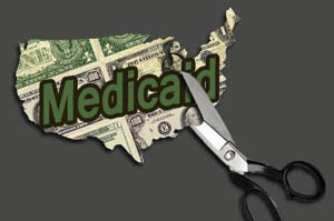 13 States Cut Medicaid To Balance Budgets