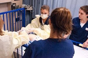 Nursing Schools Struggling To Find Professors