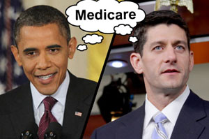 FAQ: Obama v. Ryan On Controlling Federal Medicare Spending