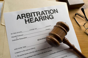 Often Overlooked In Nursing Home Admission Paperwork Is An Arbitration Agreement