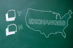States Count Down To Decisions On Health Exchanges