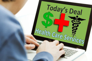Doctors And Dentists Lure Patients With Money-Saving Deals Online