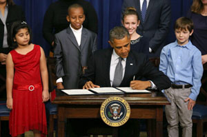 Children, Teens, Young Adults Focus Of Mental Health Provisions In Obama's Gun Plan