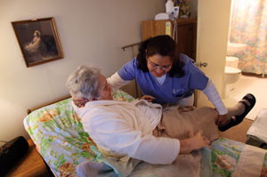 Obama Administration Mulls Rule To Give Home Health Aides Better Wages