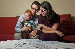 How Baby Erik Got Health Insurance