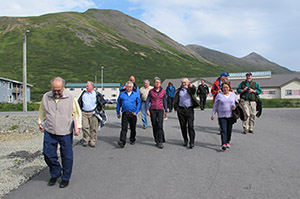 A Road To Health? Rural Alaska Town Argues For Access