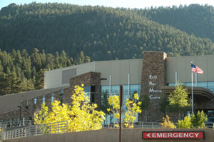 After The Floods, Colorado Hospital Braces For Winter