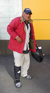 Obamacare Comes To Skid Row