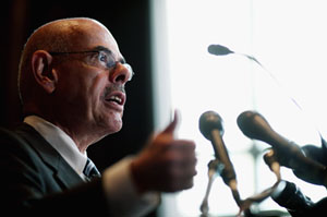 Rep. Waxman, Passionate Advocate For Medicaid And Public Health Issues, Announces His Retirement