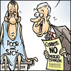 Political Cartoons