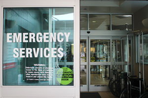 Emergency Rooms Are Front Line For Enrolling New Obamacare Customers