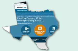 Texas Imposes New Rules On Health Insurance Navigators