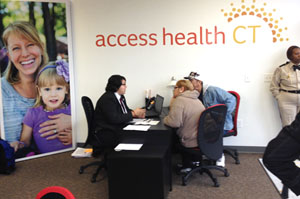 Conn. Tries To Sell Its Obamacare Success To Other States