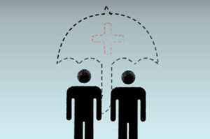 Some Same-Sex Couples Denied Family Policies On Insurance Marketplaces