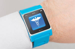 Next Step for Smart Phones: Keeping Tabs on Patients