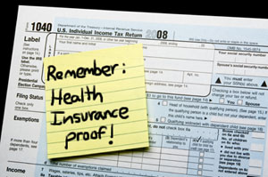 A Reader Asks: How Do We Prove We Have Insurance?