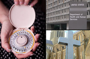 Rise Of Catholic Insurance Plans Raises Questions About Contraceptive Coverage