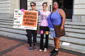 Appeals Court Weighs Texas Abortion Law