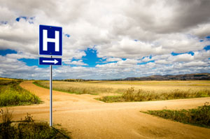 Many Medicare Outpatients Pay More At Rural Hospitals, Federal Report Says